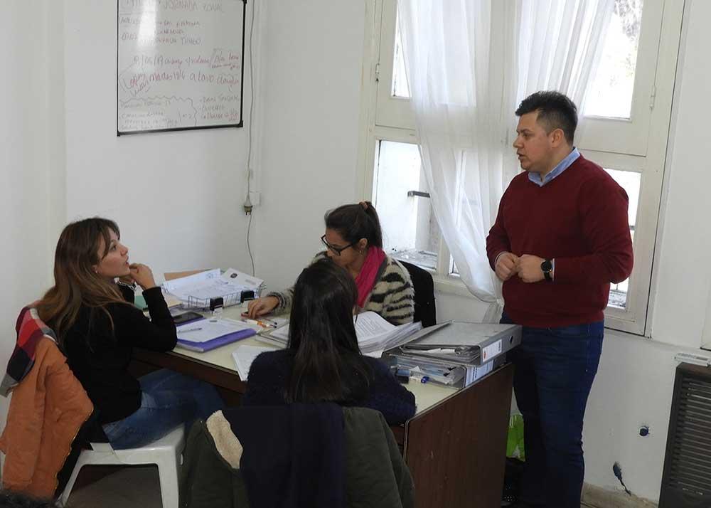 Desde septiembre, el Servicio Local atenderá en Pehuen Co una vez al mes