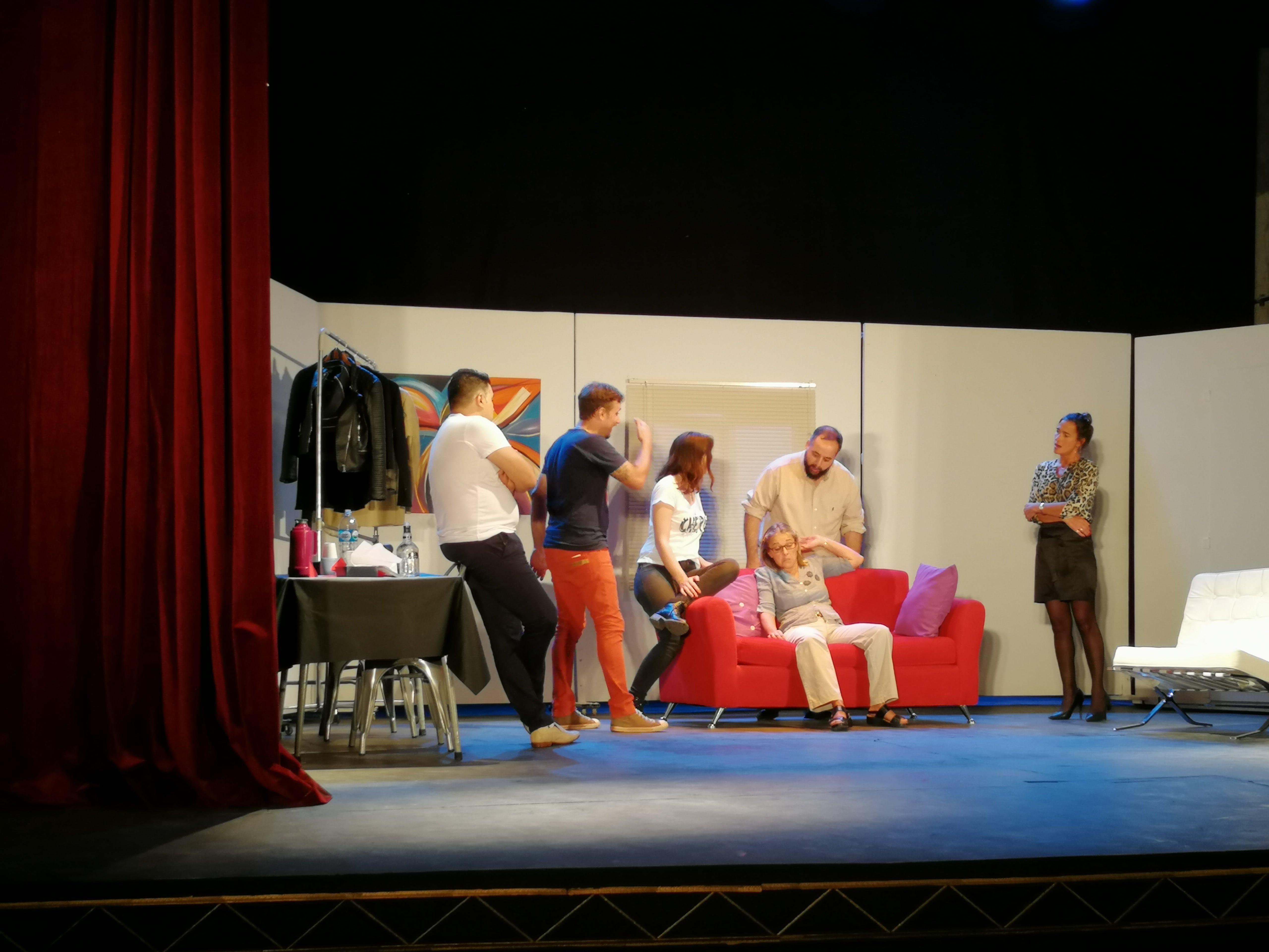 Se realizará el Primer Seminario de Entrenamiento Actoral en el Teatro Colón